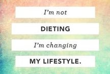 Healthy Living / Healthy living, working out, workout tips, workout routines, inspirations, better choices, diet, etc.