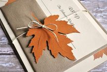 """Fall wedding inspiration / """"Every time I look at you, I fall in love all over again."""" - The Notebook"""