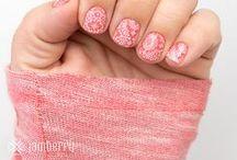 Jamberry Nail Wraps ~ Amanda Santee