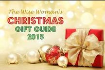 Christmas Gift Guide 2015 / Wonderful Christmas and Holiday Gifts for the Family!