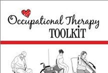 Occupational Therapy Toolkit / The 7th Edition Occupational Therapy Toolkit is a 787 page practical resource available as an eBook in PDF format or as a print book.With 97 Treatment Guides and 354 Patient Handouts - in English or Spanish, it is simply the BEST resource for every OT working with physical disabilities, chronic conditions or older adults. Whether you're a new grad or seasoned therapist you are going to love this product. ottoolkit.com