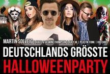 Halloweenparty 2016 / Deutschlands größte Halloweenparty in der LANXESSarena in Köln mit Martin Solveig, Hugel & Jasmine Thompson, Juicy M, Plastik Funk, Kid Chris, Miss Sabién   #MartinSolveig #Hugel #JasmineThompson #JuicyM #PlastikFunk #KidChris #MissSabién #lanxessarena #behorror #party  #halloweenparty #germany #köln #cologne #party #edm #festival