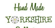 Hand Made Yorkshire / Showcasing quality gifts by designer makers in Yorkshire Hand Made Yorkshire