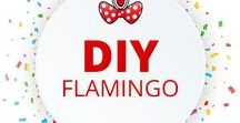 DIY Flamingo