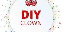 DIY Clown