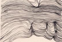 Inspiration: lines / lines in design