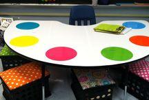 Back To School - Classroom Ideas / Classroom Organization, Systems, Bulletin Board Ideas, and Activities
