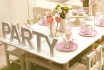 Party Decor / General party decor ideas and inspirations.  Check out my other boards for specific themed party ideas! / by Kaitlyn Lowery