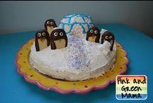 Penguin Winter Party