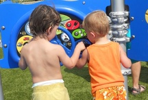 Accessible Playground / Pictures of accessible playgrounds from around the world.  Visit accessibleplayground.net for more information.