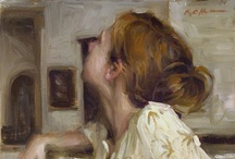 Arts des Portraits  / Dans chacune des disciplines artistiques on retrouve différents types de portraits:      en pied (la personne entière),     en buste (jusqu'à la taille),     en demi grandeur (jusqu'aux cuisses),     assis,     de dos,     de face,     de profil,     de trois-quarts,     individuel,     de groupe.