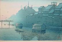Japon : Kawase Hasui (1883 - 1957)