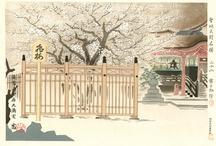 Japon : Tomikichiro Tokuriki (1902-1999)