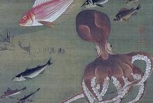 Japon : Itô Jakuchu (1713 ou 1716 - 1800
