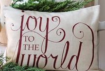 Christmas Decor Ideas / by Sylvia Alvarado Coronado♥️ ♥️God♥️♥️