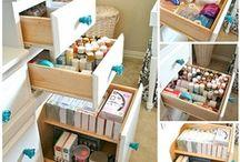 Organization  / by Sylvia Alvarado Coronado♥️ ♥️God♥️♥️