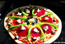Pizza Recipes Shared Board / Pizza, Pizza and more Pizza / by Jennie Hoffman-Crunk