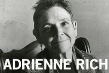 Adrienne Rich / by Eve German
