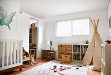 Spaces for Little Ones / by Wobabybasics