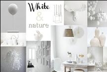 Nature and White