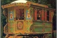 Caravan dreams / Call it a caravan, a trailer, a camper, a glamper, it's all heaven to me.