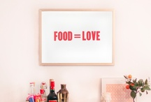 Inspiration: Food is a unifying language / Food is a unifying language.