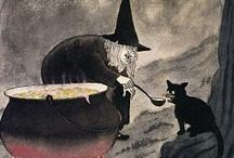 Autumn, Halloween and Thanksgiving / All the pleasures of the autumn season