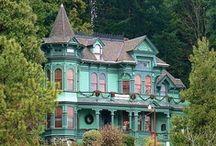 Victorian. Style