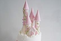 Castle Cakes / by Pat Korn