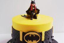 Super Hero Cakes / by Pat Korn