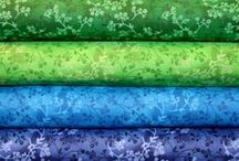 Fabrics / by Lucy Lea