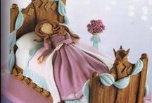 Princess Cakes / by Pat Korn
