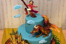 Harry Potter Cakes / by Pat Korn