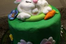 Easter Cakes / by Pat Korn