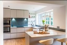 First Home / A young couple look to create their first home together, with the kitchen living space taking centre stage.
