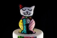 Cat Cakes / by Pat Korn