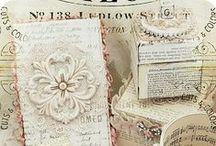 Vintage diy crafts