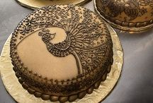 Indian / Moroccan Style Cakes / by Pat Korn