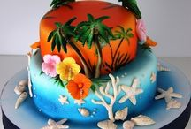 Tropical Cakes / by Pat Korn