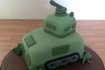 Military Cakes / by Pat Korn