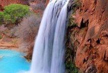 Lakes,Rivers,waterfalls / Beautiful places !