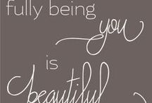 Inspiration: Gorgeous Human Beauty / When I see you, I see beauty from the depths of your soul.