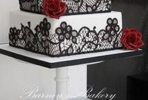 Lace Cakes / by Pat Korn