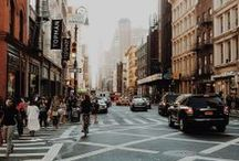 City Life / by Hannah Lobdell
