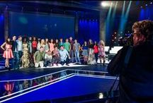 4 Chair Challenge - Behind the Scenes / Check out these exclusive behind the scenes photos from the 4 Chair Challenge! Which of #TheFinal16 are you rooting for? / by The X Factor USA