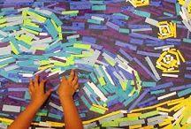 Collaborative Art Projects/ Auction Ideas