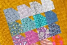quilts & other sewing / I'm a modern quilter, sharing my projects and browsing for inspiration