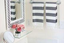 Bathroom ideas / by Cathy Speight
