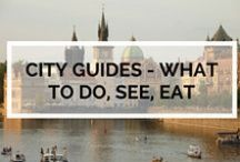 City Guides - Go Local, Go Deep / A series of beginner's guides and articles about favorite cities around the world that help you go deeper in a short time to understand the place.