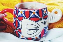 Animal Themed Mugs and Cups / Every Purchase Funds Food and Care for Rescued Animals.  / by GreaterGood